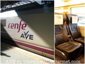 AVE - Luxe Train Travel