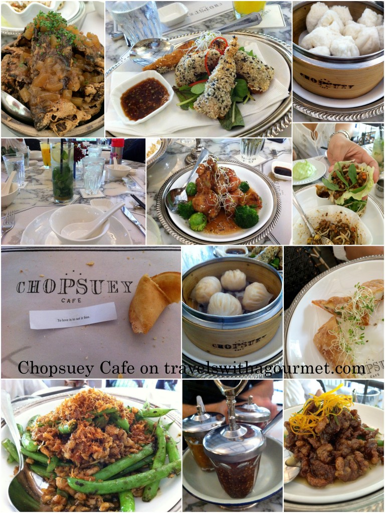 CHOPSUEY CAFE