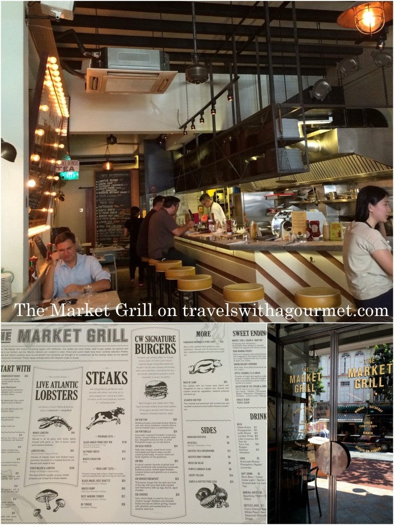 PCasa GT Singapore, The Market Grill