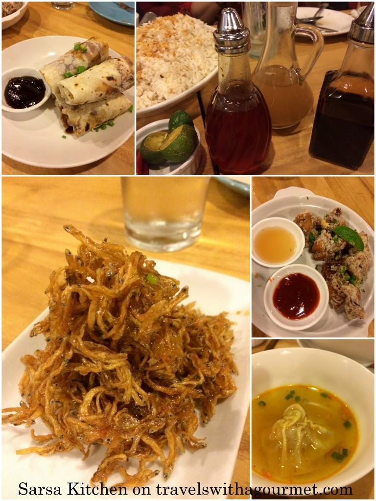 PCasa GT Manila, Sarsa Kitchen