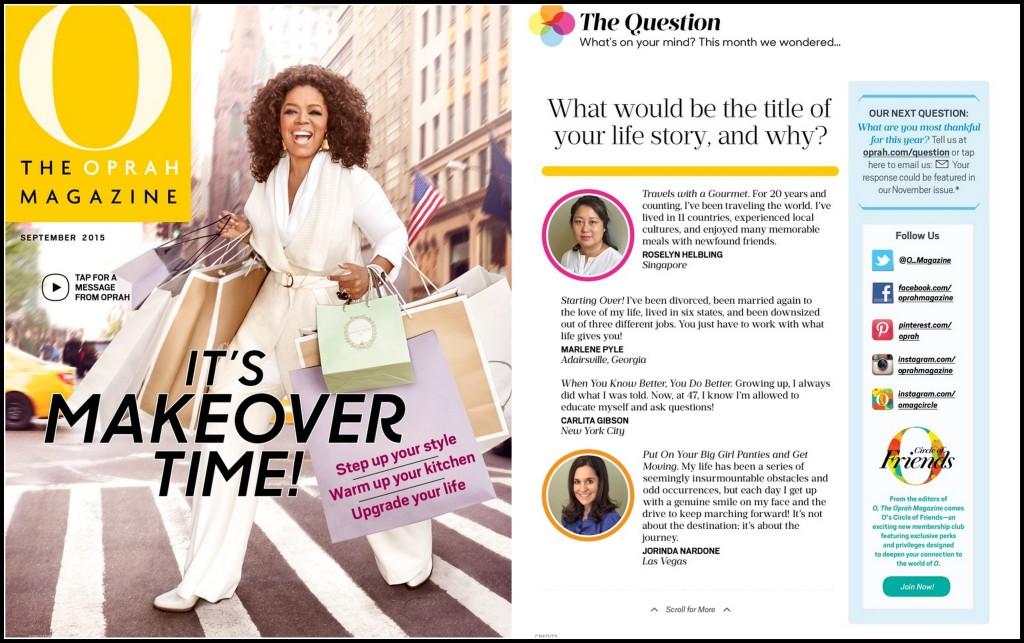 PCasa GT - Oprah 2015