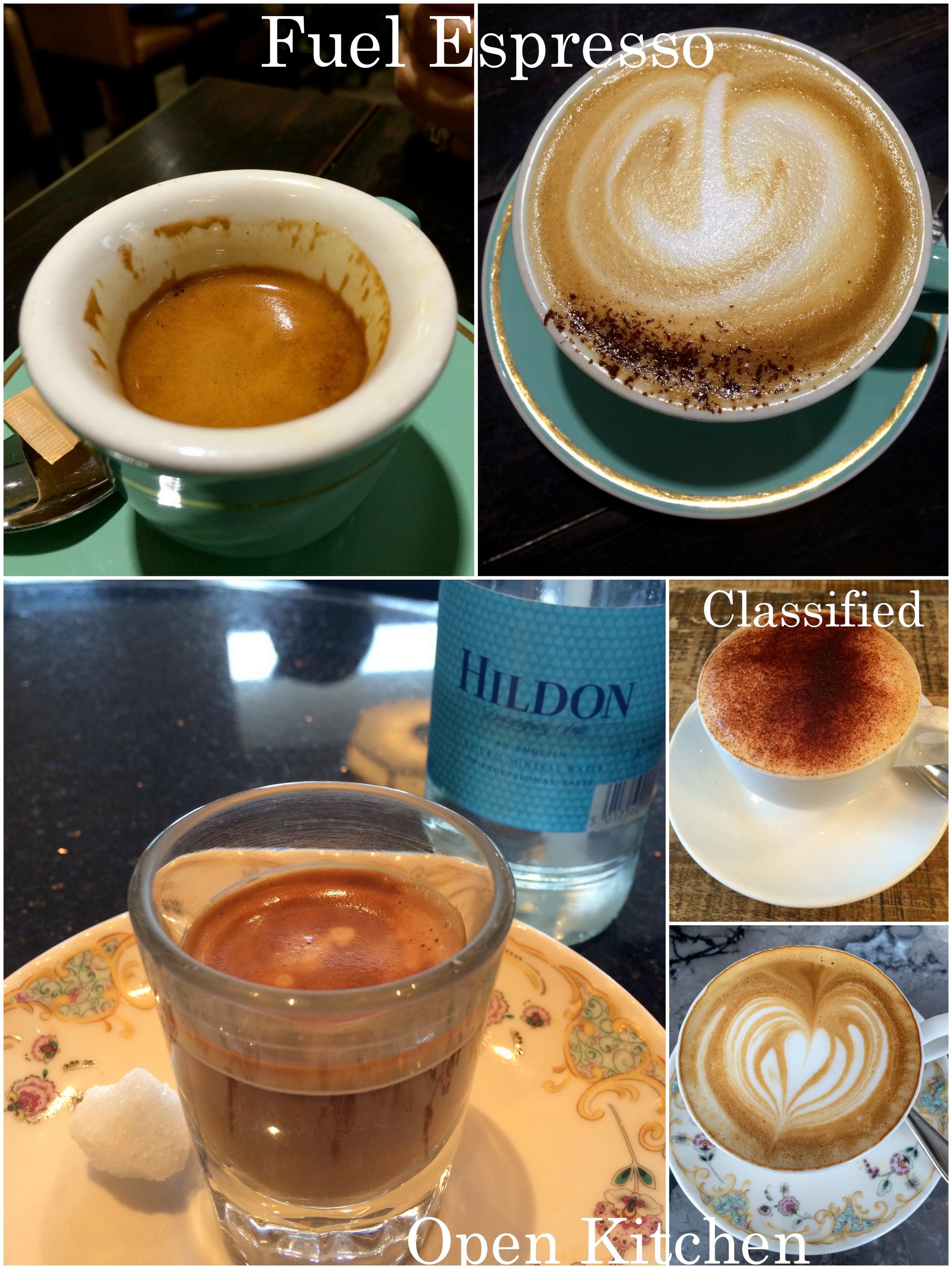 PCasa GT Hong Kong, Cafes