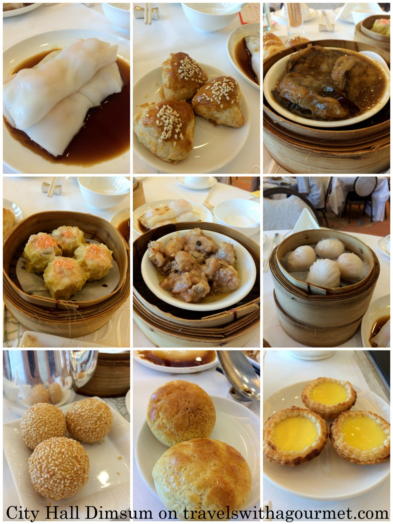 PCasa GT Hong Kong, City Hall Dimsum
