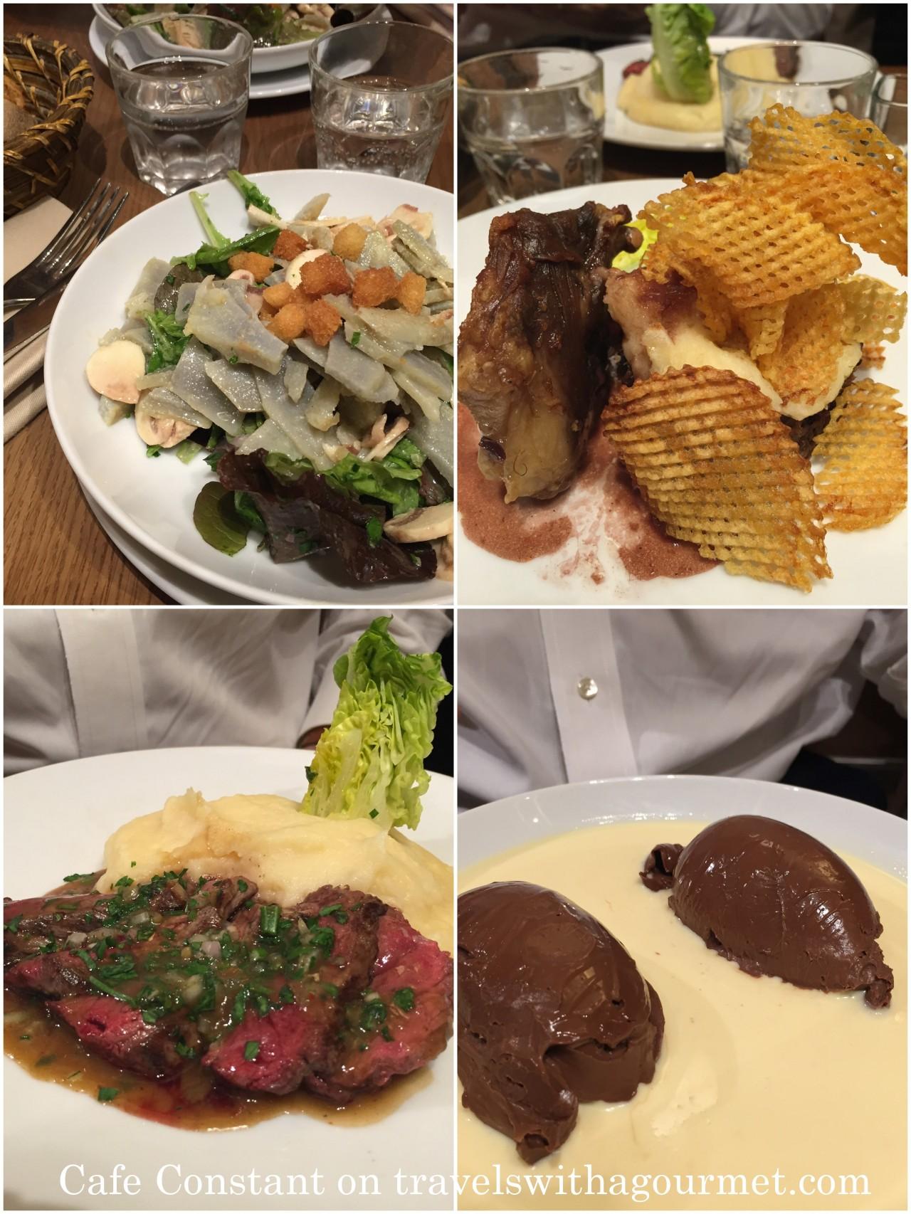 PCasa GT Paris, Cafe Constant