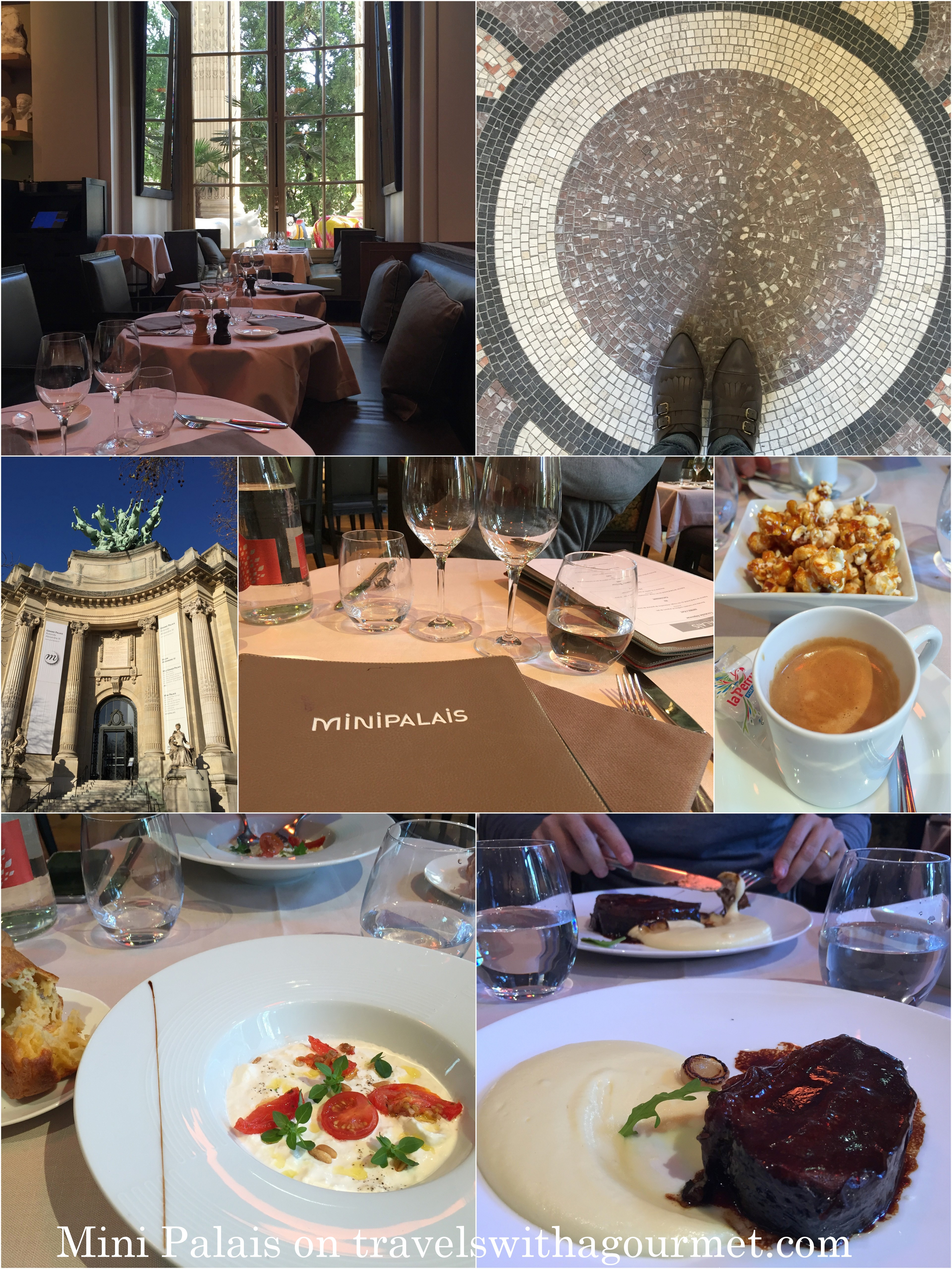 Flashback Friday Mini Palais Travels With A Gourmet