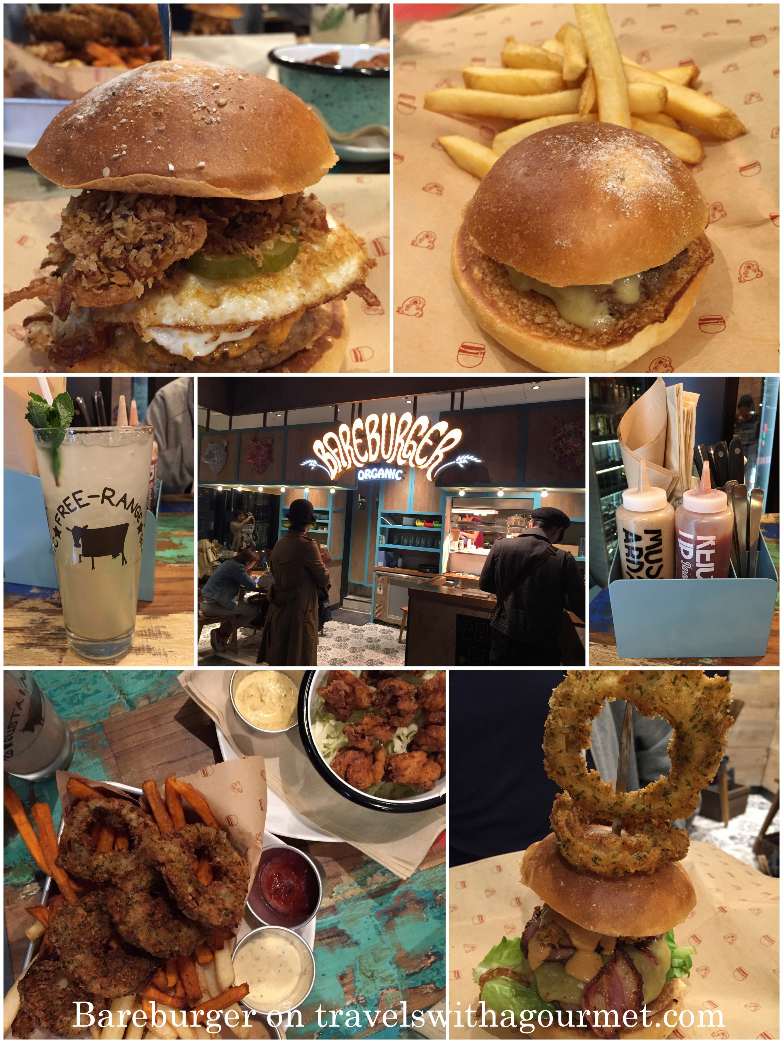 PCasa GT Tokyo, Bareburger