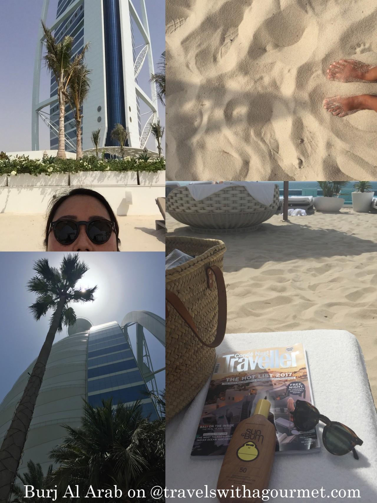 PCasa GT, Burj Al Arab
